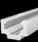 Алюминиевый профиль для выставочно-торгового оборудования