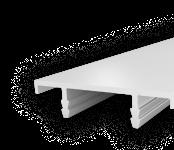 Алюминиевый кант для межкомнатных дверей оптом